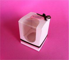Caja para Cupcake Individual. Contáctanos…
