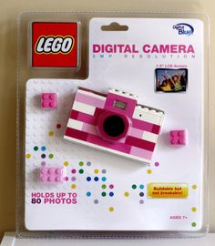 Mini Lego Camera....that works!
