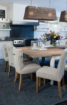 My Favourite flax linnen chairs, Riviera Maison #Riverdale bij #Koopmanmode