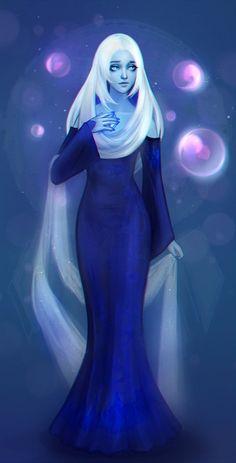 [SU] Blue Diamond by Mypkajiit
