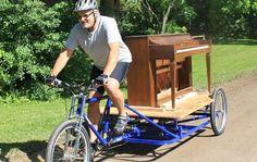 Moving on Bike?
