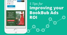 Want to generate more revenue for your books? Here are some tips on how you can increase the ROI of your BookBub Ads campaigns by driving more clicks and conversions!
