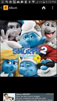 The Smurfs 2 Soundtrack