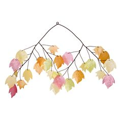 Have to have it. Woodstock Leaves Capiz 14-Inch Wind Chime $24.99