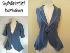 upcycled clothing before and after - Google Search