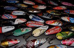 Billy Beer Recyclure Beer Thirty series. $50.00, via Etsy.