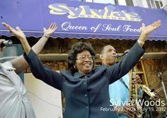 RIP Sylvia Woods: February 2, 1926 - July 19, 2012 fb.me/25sVwj5v8