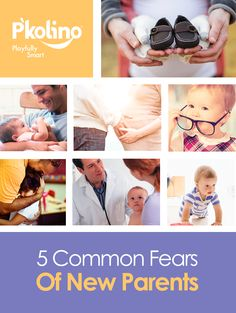 5 Common Fears Of New Parents