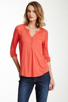 Dallas Pocket Shirt by Lucky Brand on @HauteLook