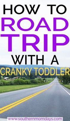 Nervous about your next road trip with baby? Click for 3 simple tips that will transform your road trip with kids into a glorious vacation…rather than a horrible memory! Have an amazing road trip with toddler - even if you're dealing with a cranky one who hates car rides. ❤️ Includes free toddler and baby road trip packing lists, baby road trip hacks, baby road trip tips and toddler road trip tips to make your travel with kids in car simple! #toddlerroadtrip #babyroadtrip #familyvacation