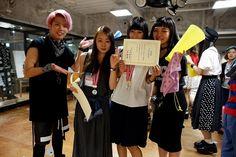 【バンタンデザイン研究所】憧れの業界を体験!東京校のサマーセミナーに密着!~ファッション・ヘアメイク編 PART.2~