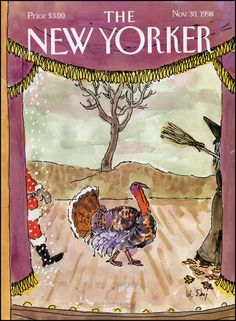 new yorker covers - William Steig