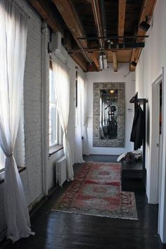 Great loft apt in the West Village