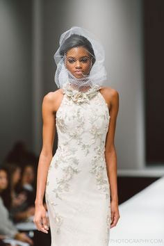 Badgley Mischka Spring 2015 Bridal Collection