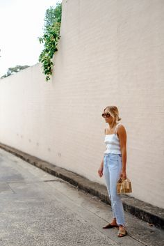 Focusing on effortless dressing this summer and sharing some favourite not-so-basic basics to make that dream a reality as the heat sets in.