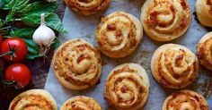 Pizza Party Buns Rec