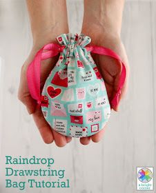 Best Sewing Purses And Bags Patterns Pouch Tutorial 17 Ideas Sewing Hacks, Sewing Tutorials, Sewing Tips, Drawstring Bag Tutorials, Small Drawstring Bag, Drawstring Bag Pattern, Pouch Tutorial, Love Sewing, Sewing Projects For Beginners
