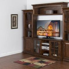 You'll love the Dunning Entertainment Center at Birch Lane - With Great Deals on all products and Free Shipping on most stuff, even the big stuff.