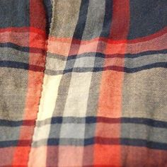 NWOT FLANNEL never worn GBG Jackets & Coats