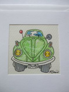 Green shades....... by RENEE TOUSIGNANT on Etsy