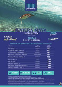 Super Oferta Riviera Maya Enero ultimo minuto - http://zocotours.com/super-oferta-riviera-maya-enero-ultimo-minuto-3/