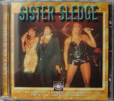 Sister Sledge-Lost In Music 1993