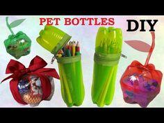10 kreatívnych spôsobov, ako zrecyklovať plastové fľaše | Urob si sám