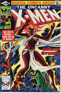 Uncanny X-Men 147 July 1981 Issue Marvel Comics by ViewObscura