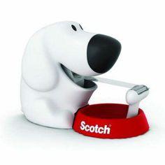 Dispensador forma perro Scotch C31 - www.deskidea.com