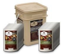 60 serving food bucket emergency-preparedness emergency-preparedness