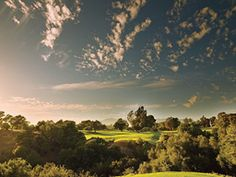 One of the first great golf courses in Southern California, the Ojai Valley Inn and Spa is located at 905 Country Club Rd. in Ojai.   It was originally built in 1923 and contains 18 holes on 6,292 yards.  Visit the course and golf on the spot where celebrities such as Bing Crosby and Bob Hope once played.