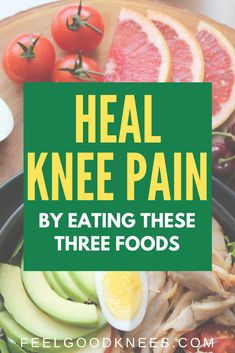 How to Reduce Knee Pain And Swelling by Eating These Three Foods Knee Osteoarthritis, Knee Arthritis, Arthritis Pain Relief, Arthritis Remedies, Swollen Knee, Knee Swelling, Knee Surgery Recovery, Knee Pain Exercises