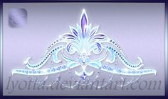 Magic items and elements Snow Icecrown Fabulous ice tiara diadem with precious stones and snowflakes for the little princess The archive 2 crown - with . Crown Drawing, Dress Drawing, Drawing Clothes, Anime Weapons, Fantasy Weapons, Fantasy Drawings, Fantasy Art, Magical Jewelry, Anime Dress