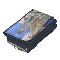 New at my #Zazzle-Shop #JAMFotoWorms #Croco-Wallet 03 #Zazzle.com