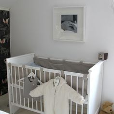Reunapehmuste Cribs, Bed, Furniture, Home Decor, Cots, Decoration Home, Bassinet, Stream Bed, Room Decor