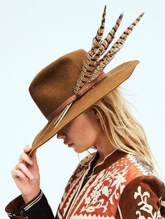 Women Hat Fashion Cap Crazy Hat Day Aztec Snapback Wholesale Hats For Sale Tricorn Brim Hat Estilo Hippie, Hippie Chic, Hippie Style, Bohemian Style, Moda Cowgirl, Style Cowgirl, Crazy Hat Day, Crazy Hats, Chapeau Cowboy