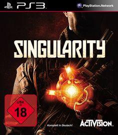 Singularity - [PlayStation 3]: Amazon.de: Games
