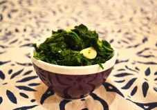hearty greens with garlic recipe hearty greens with garlic more garlic ...