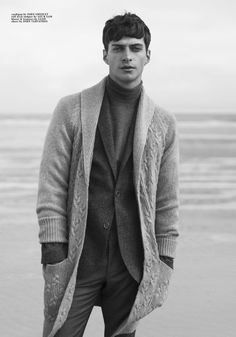 MATTHEW BELL EXPLORES the OUTDOORS for CLIENT EDITORIAL