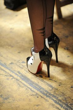 stockings cervin-store & Bordello Shoes