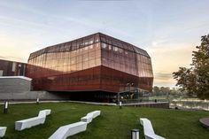 """Centrum Nauki """"Kopernik"""" w Warszawie"""