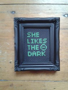 Check out this item in my Etsy shop https://www.etsy.com/uk/listing/241165947/she-likes-the-dark-type-o-negative-cross