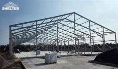 SHELTER temporary warehouse structures Warehouse Tent - Temporary Storage Building - Fabric Structures for Industrial Use -22