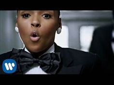 I dance like a nutter with my headphones in whenever this comes on! It is how I broke my finger walking down the street     Janelle Monáe - Tightrope [feat. Big Boi] (Video) - YouTube