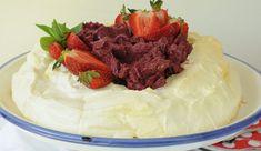 Gourmet, el placer de comer bien » Merengón con Helado Rápido de Berries