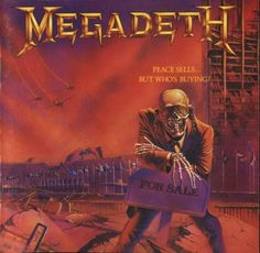 MEGADETH / Speed / Thrash Metal - Hammer World