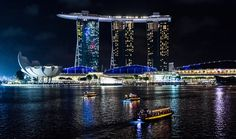 Singapore Cool Places To Visit, Places To Go, Yahoo Images, Marina Bay Sands, Singapore, Image Search, Waterfall, Tours, Explore
