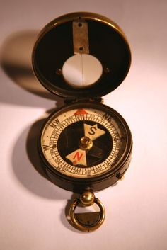 Some magnetic compasses include means to manually compensate for the magnetic declination, so that the compass shows true directions. Description from en.wikipedia.org. I searched for this on bing.com/images
