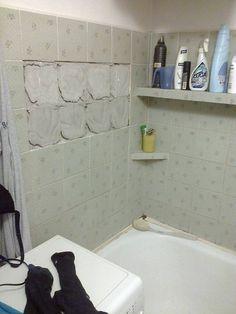 #ODJECHANAłazienka W Hotel, Alcove, Bath Mat, Bathtub, Retro, Bathroom, Home Decor, Standing Bath, Washroom