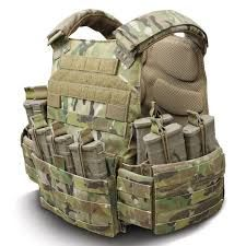 Security & Protection Humorous Aa Shield Molle Hunting Plates Carrier Mbav Style Military Tactical Vest 3 Sand
